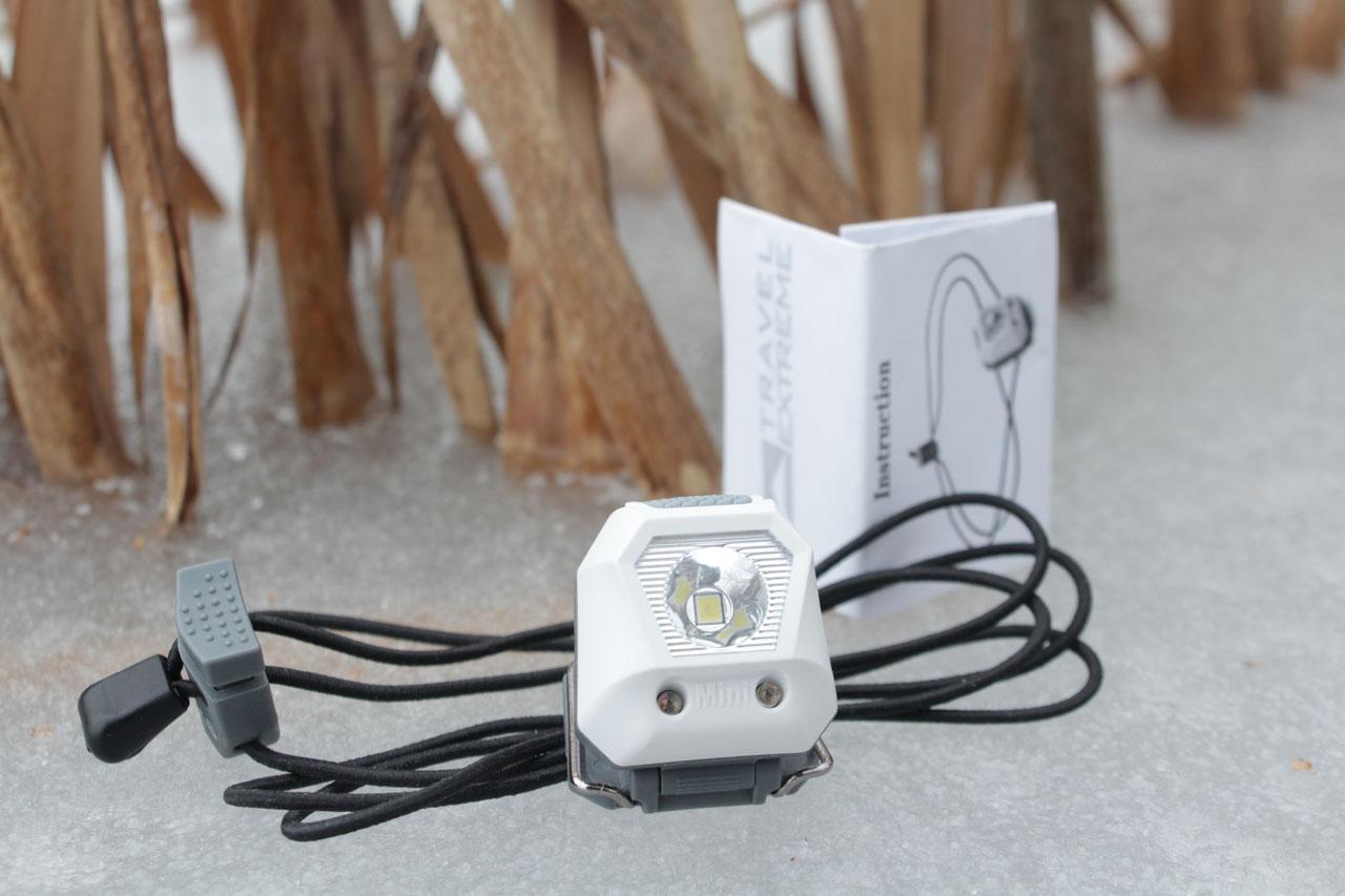 Комплект поставки фонаря Travel Extreme Colibri