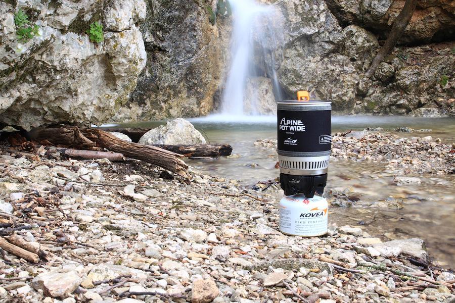 Kovea Alpine Pot Wide у Криму