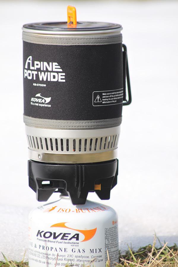 Інтегрована система Kovea Alpine Pot Wide