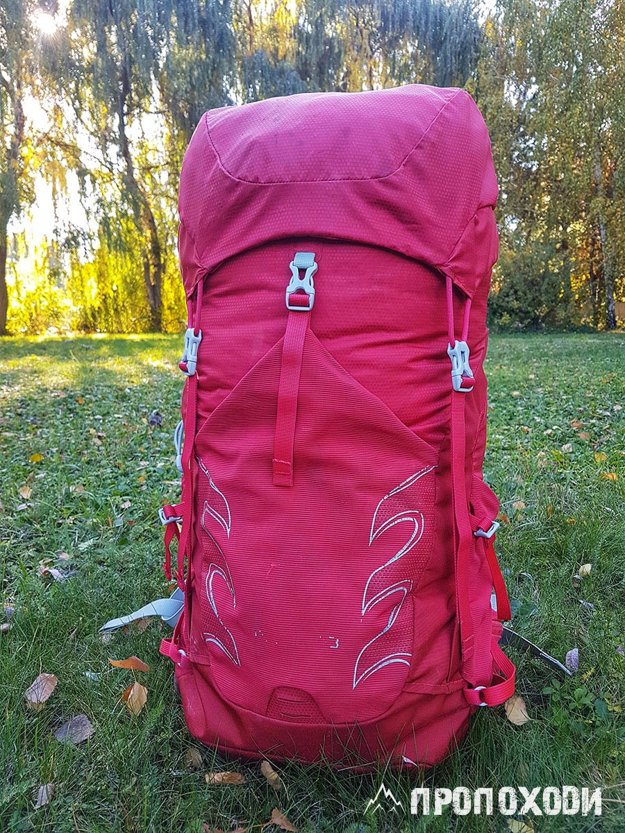 рюкзак Osprey Talon обзор