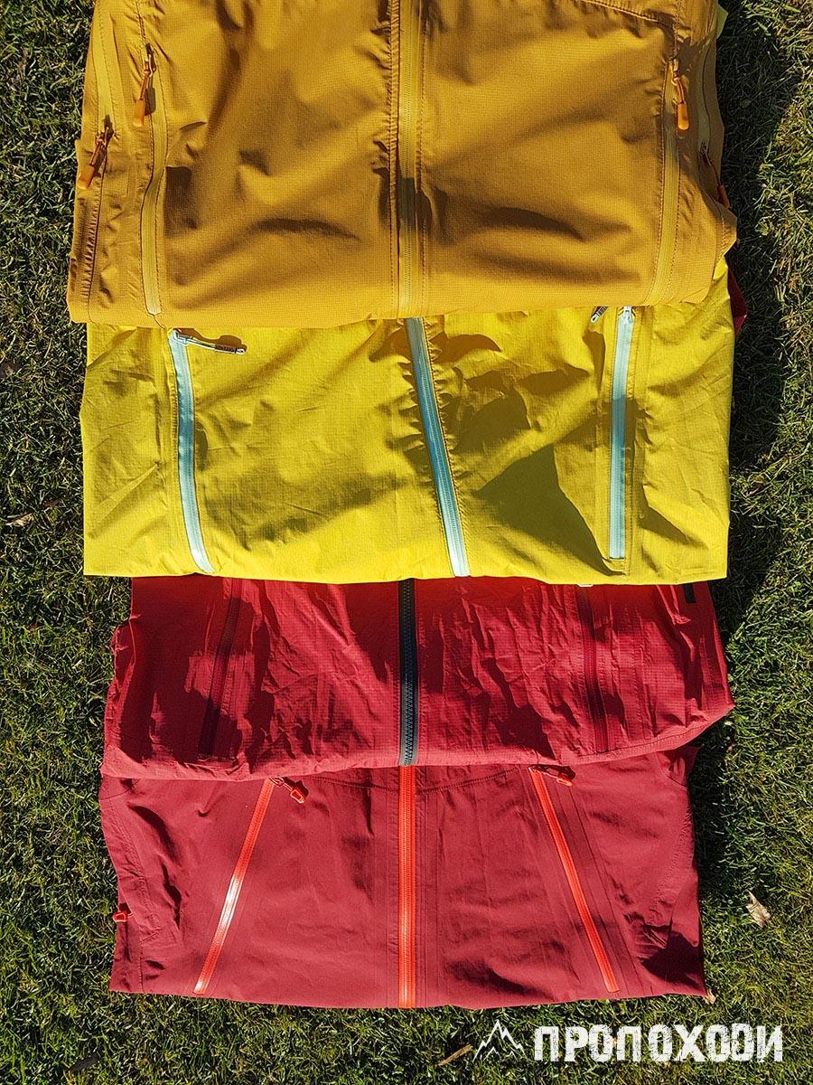 мембранная куртка как выбрать