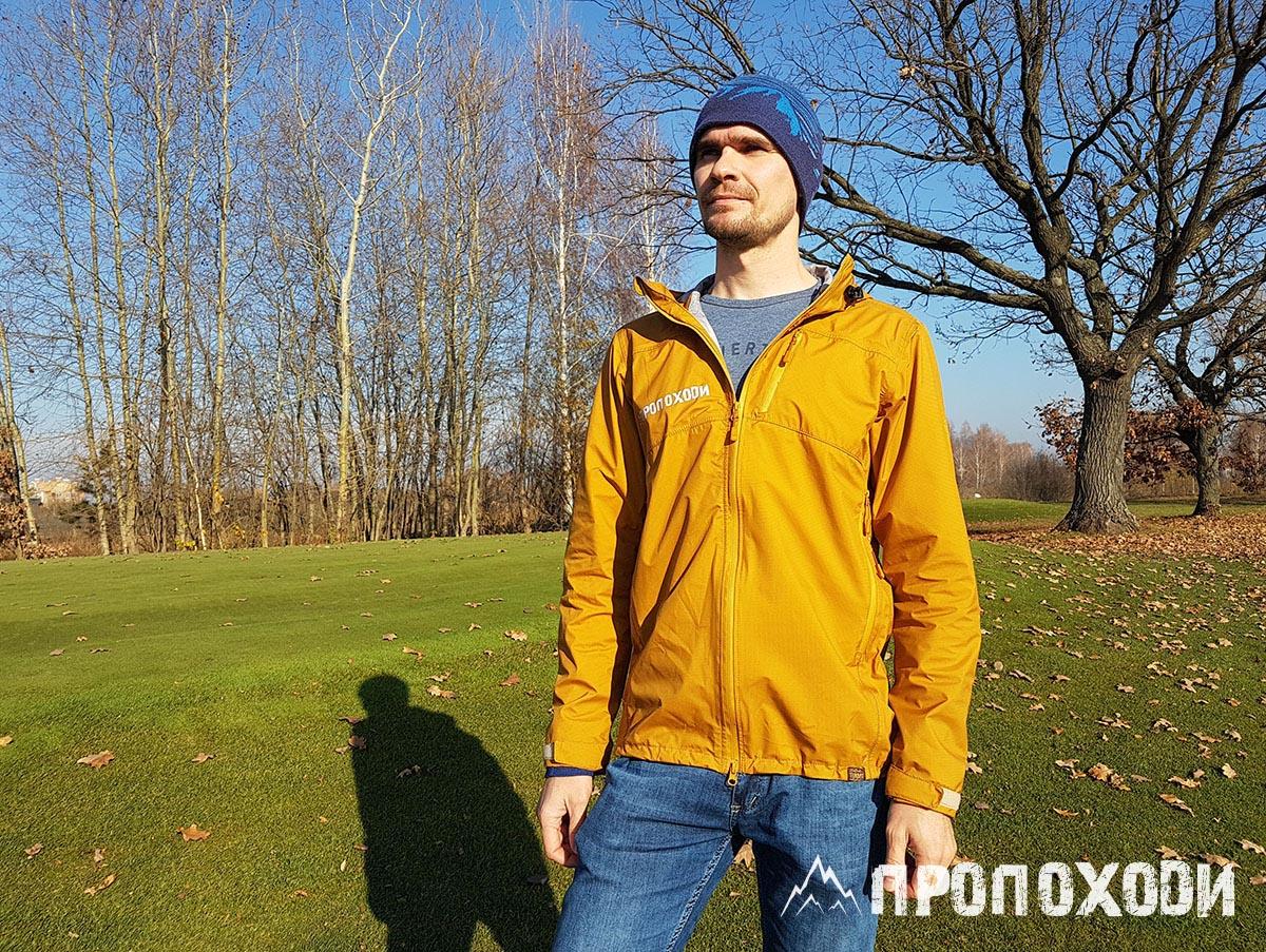 мембранная куртка обзор Turbat Vulkan