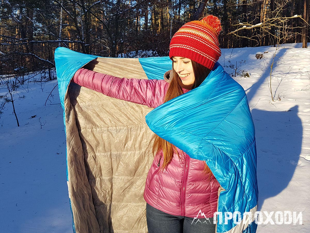 Sierra Designs Backcountry Quilt 700 review
