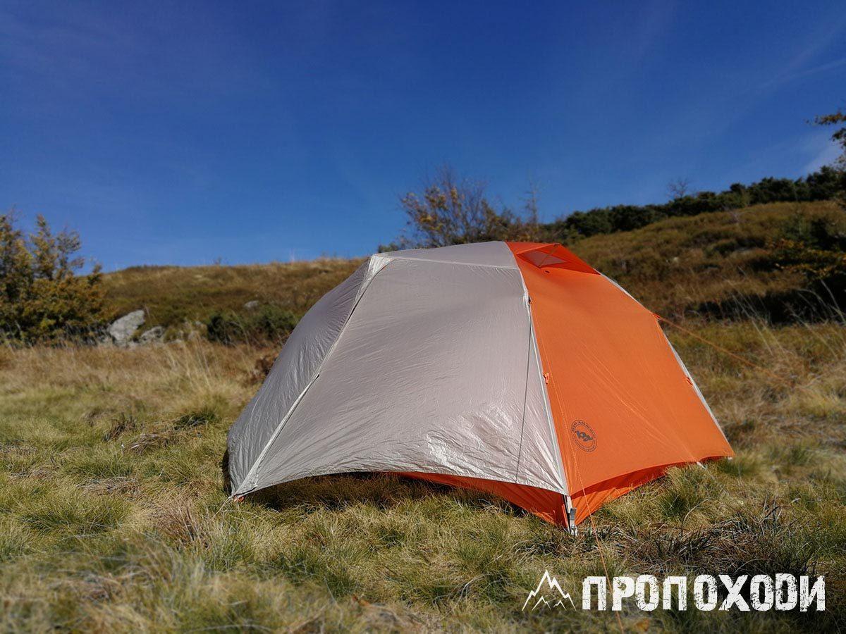 tent Big Agnes Copper Spur HV UL 2 review