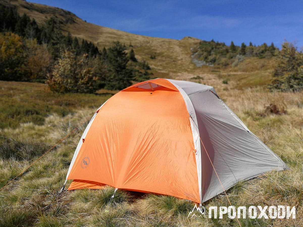 намет Big Agnes Copper Spur HV UL 2 огляд