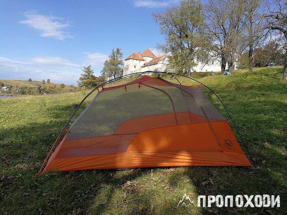 спальня намету Big Agnes Copper Spur HV UL 2