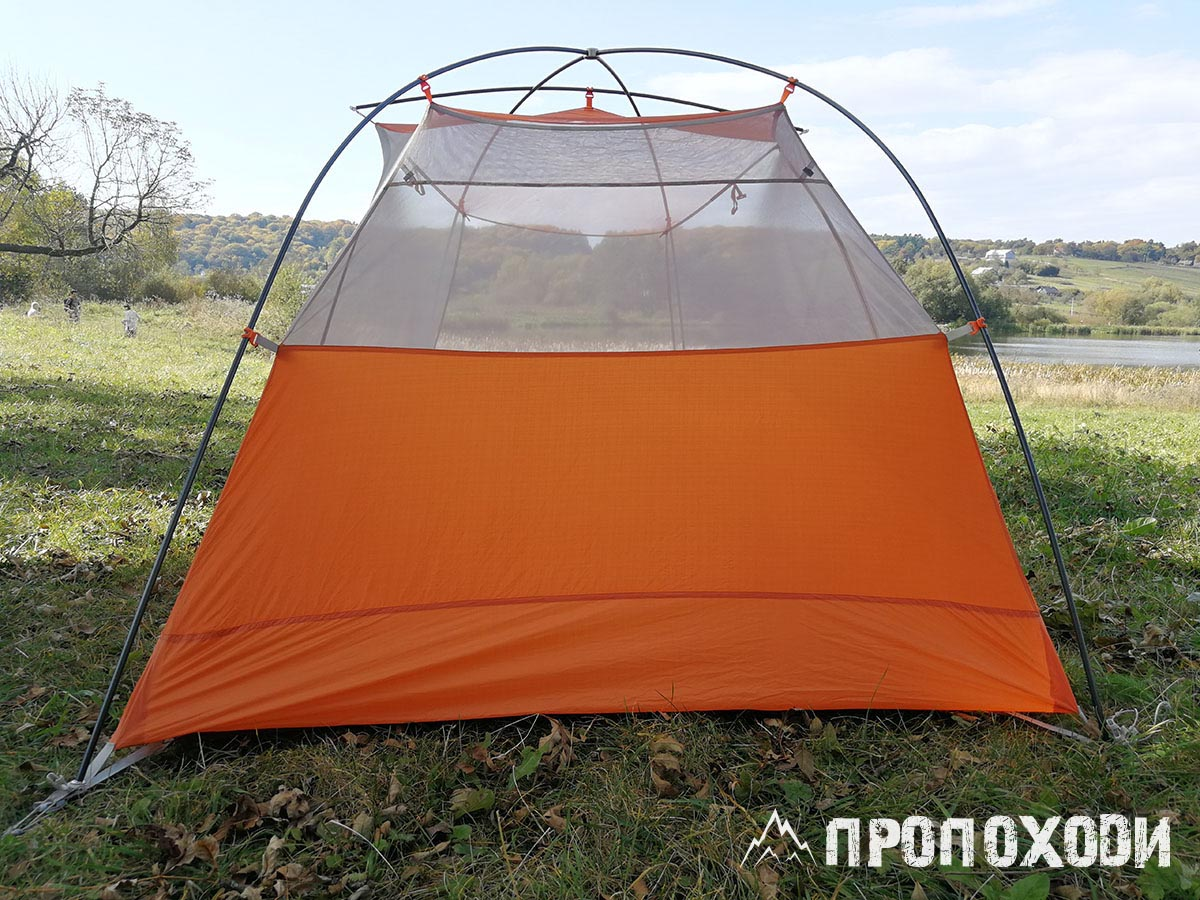 Big Agnes Copper Spur HV UL 2 tent body