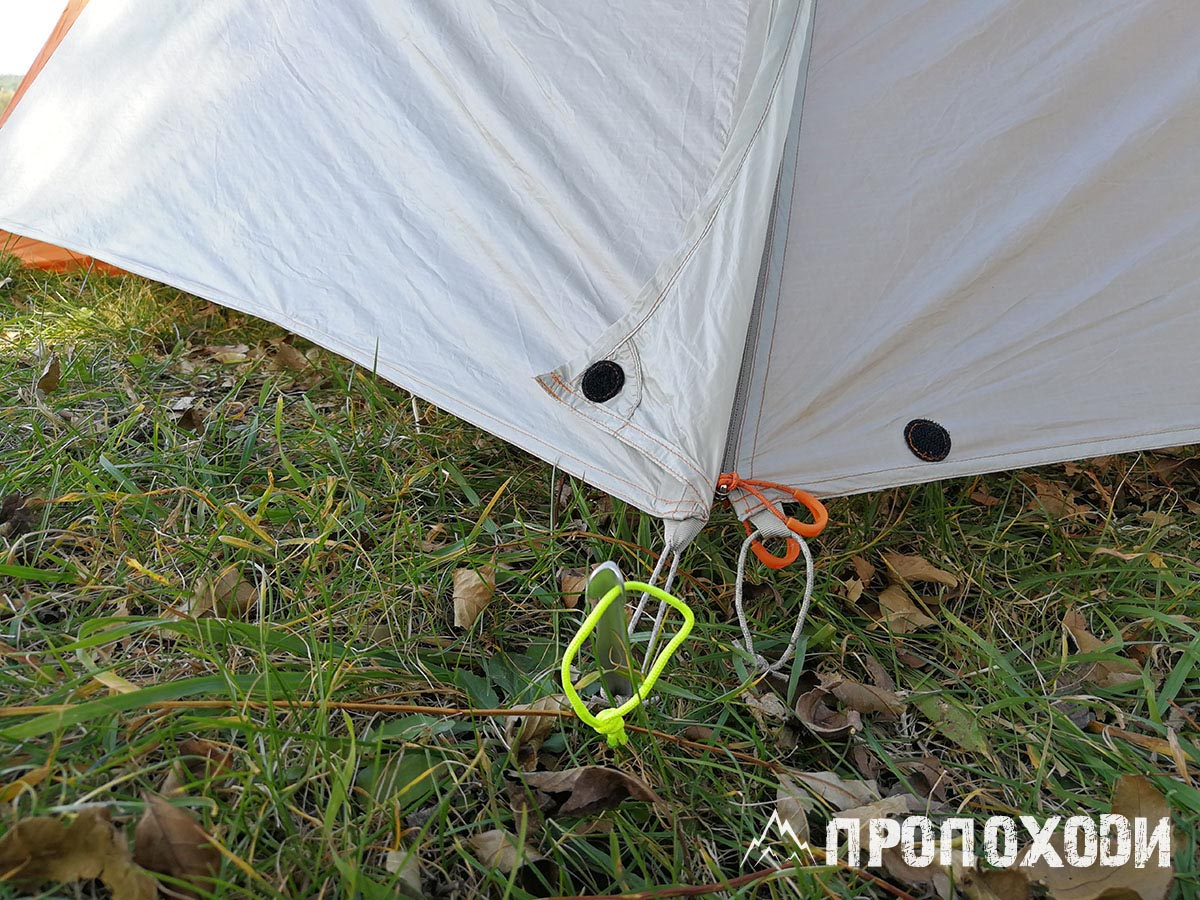 Тамбур Big Agnes Copper Spur HV UL