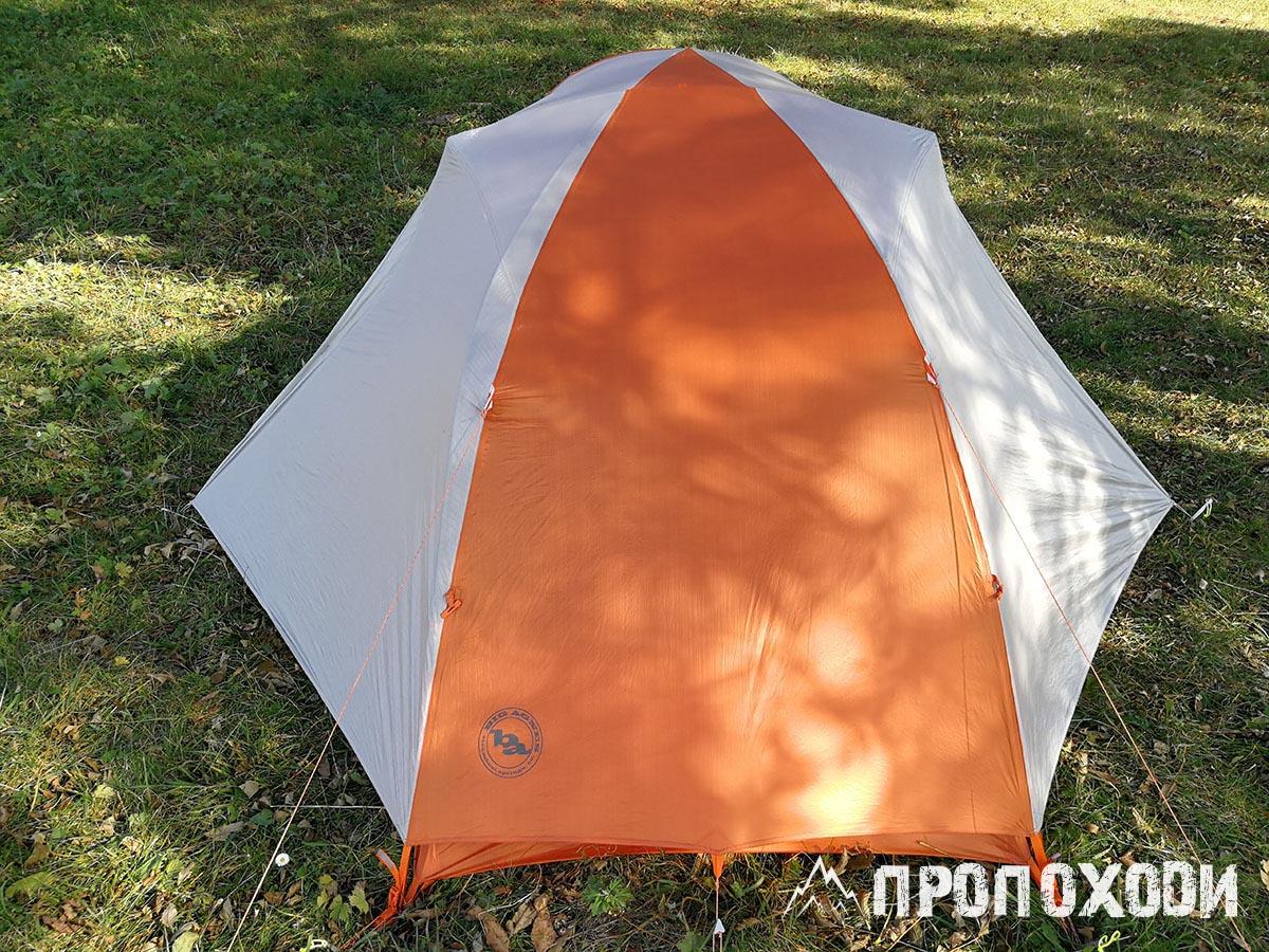 палатка туристическая Big Agnes Copper Spur HV UL 2