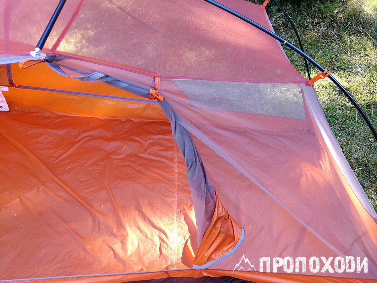 двери палатки big agnes copper spur hv