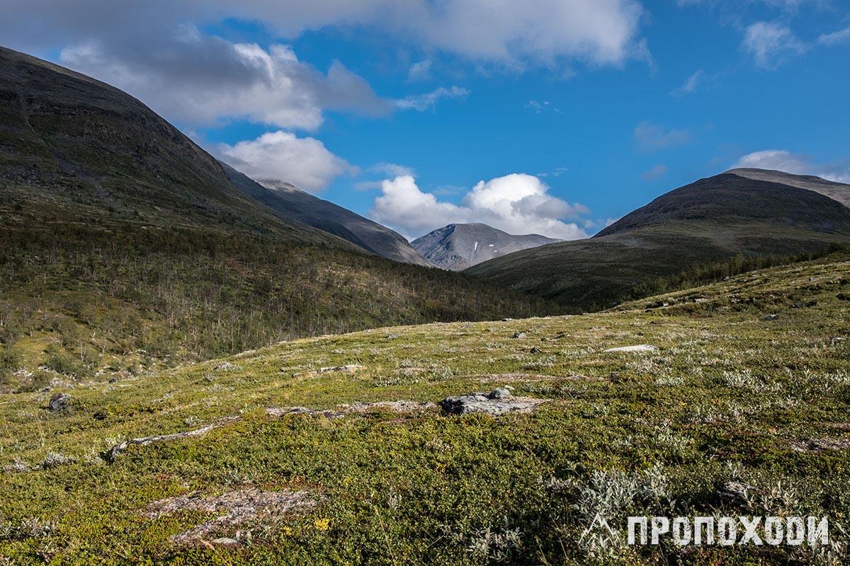 кунгследен горы швеция