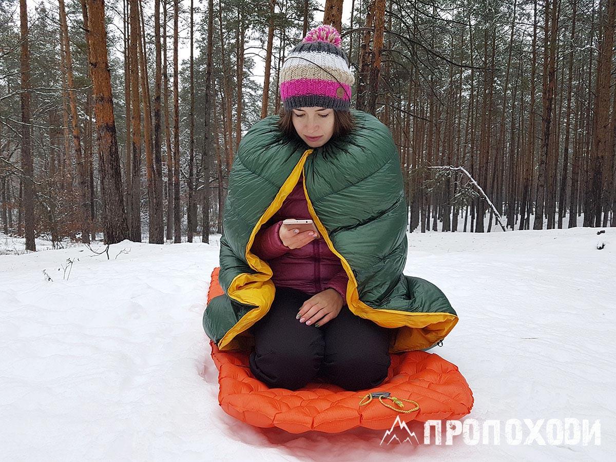 зимовий квілт BeTree Osier