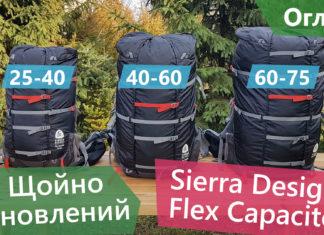 рюкзак sierra designs flex capacitor